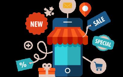 Création de boutique en ligne vente en ligne